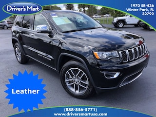 Used Vehicle for sale 2017 Jeep Grand Cherokee Limited RWD SUV in Winter Park near Sanford FL