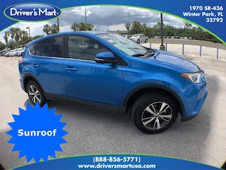 Used Vehicle for sale 2018 Toyota RAV4 XLE SUV in Winter Park near Sanford FL