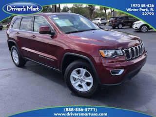 Used Vehicles for sale 2017 Jeep Grand Cherokee Laredo RWD SUV in Winter Park, FL