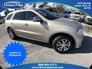 Used Vehicle for sale 2015 Dodge Durango Limited SUV in Winter Park near Sanford FL