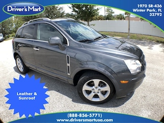 Used Vehicle for sale 2013 Chevrolet Captiva Sport LTZ SUV in Winter Park near Sanford FL