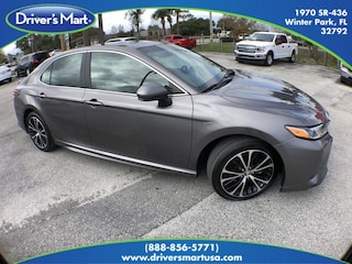 Used Vehicle for sale 2018 Toyota Camry SE Sedan in Winter Park near Sanford FL