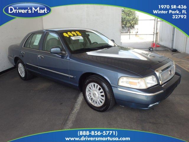 2008 Mercury Grand Marquis LS Sedan