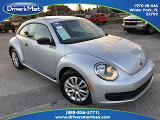 Used Vehicle for sale 2013 Volkswagen Beetle 2.5L w/PZEV Coupe in Winter Park near Sanford FL