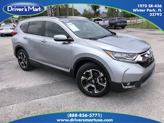 Used Vehicle for sale 2017 Honda CR-V Touring 2WD SUV in Winter Park near Sanford FL