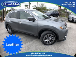 Used Vehicle for sale 2016 Nissan Rogue SL SUV in Winter Park near Sanford FL