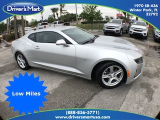 Used Vehicle for sale 2019 Chevrolet Camaro 1LT Coupe in Winter Park near Sanford FL