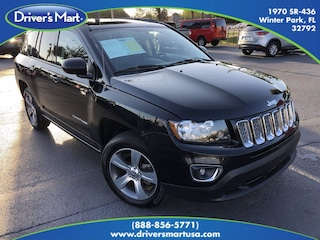 Used Vehicle for sale 2016 Jeep Compass Latitude FWD SUV in Winter Park near Sanford FL
