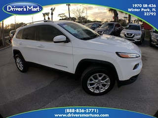 Used Vehicles for sale 2016 Jeep Cherokee Latitude 4x4 SUV in Winter Park, FL