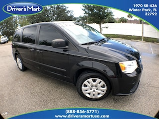 Used Vehicle for sale 2014 Dodge Grand Caravan AVP Minivan in Winter Park near Sanford FL