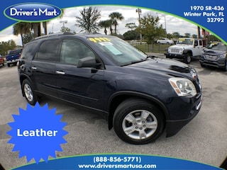 Used Vehicle for sale 2011 GMC Acadia SUV in Winter Park near Sanford FL