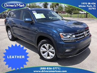Used Vehicle for sale 2019 Volkswagen Atlas 3.6L V6 SE w/Technology SUV in Winter Park near Sanford FL