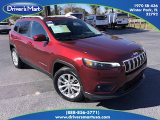 Used Vehicle for sale 2019 Jeep Cherokee Latitude FWD SUV in Winter Park near Sanford FL