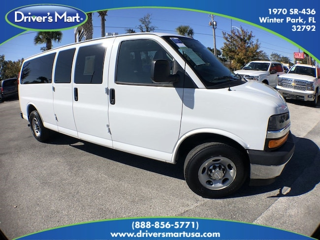 2017 Chevrolet Express 3500 LT Van