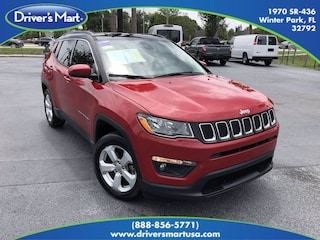 Used Vehicle for sale 2018 Jeep Compass Latitude FWD SUV in Winter Park near Sanford FL