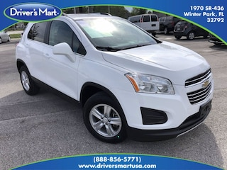 Used Vehicle for sale 2016 Chevrolet Trax LT SUV in Winter Park near Sanford FL