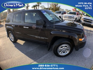 Used Vehicle for sale 2014 Jeep Patriot Sport FWD SUV in Winter Park near Sanford FL