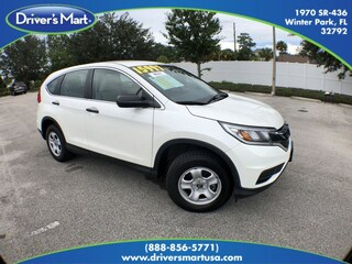 Used Vehicle for sale 2015 Honda CR-V LX AWD SUV in Winter Park near Sanford FL