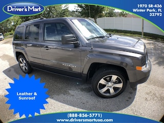 Used Vehicle for sale 2016 Jeep Patriot Latitude FWD SUV in Winter Park near Sanford FL