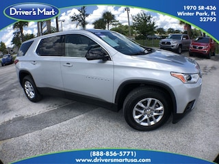 Used Vehicle for sale 2019 Chevrolet Traverse LS w/1LS SUV in Winter Park near Sanford FL