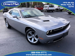 Used Vehicle for sale 2018 Dodge Challenger SXT Coupe in Winter Park near Sanford FL