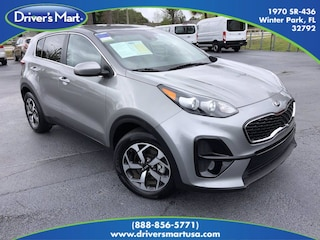 Used Vehicle for sale 2020 Kia Sportage LX SUV in Winter Park near Sanford FL
