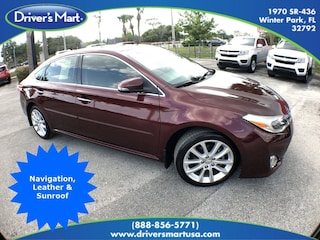 Used Vehicle for sale 2013 Toyota Avalon Limited Sedan in Winter Park near Sanford FL