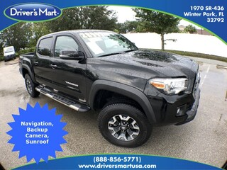 Used Vehicle for sale 2016 Toyota Tacoma TRD Sport V6 (A6) Truck in Winter Park near Sanford FL