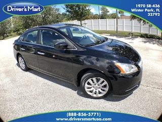 Used Vehicle for sale 2013 Nissan Sentra SV Sedan in Winter Park near Sanford FL