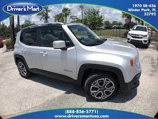 Used Vehicle for sale 2015 Jeep Renegade Limited FWD SUV ZACCJADT3FPB30930 in Winter Park near Sanford FL
