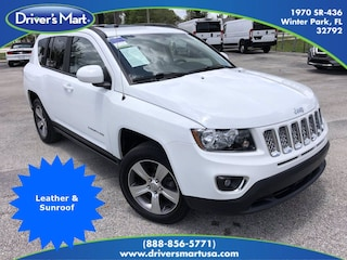 Used Vehicle for sale 2017 Jeep Compass Latitude 4x4 SUV in Winter Park near Sanford FL