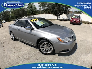 Used Vehicle for sale 2013 Chrysler 200 Limited Convertible in Winter Park near Sanford FL