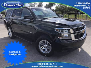 Used Vehicle for sale 2019 Chevrolet Tahoe LT SUV in Winter Park near Sanford FL