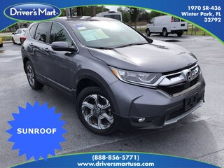 Used Vehicle for sale 2017 Honda CR-V EX AWD SUV in Winter Park near Sanford FL