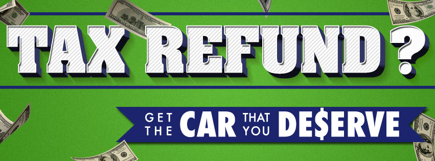Tax Refund? Get The Car You Deserve During the Driver's Mart Tax Refund Sales Event.