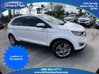 Used Vehicle for sale 2015 Ford Edge Titanium SUV in Winter Park near Sanford FL