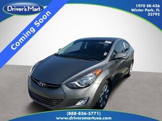 Used Vehicle for sale 2013 Hyundai Elantra Limited Sedan in Winter Park near Sanford FL