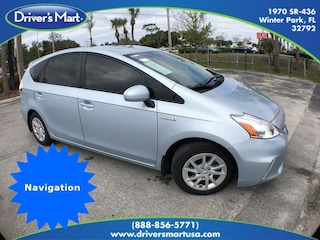 Used Vehicle for sale 2013 Toyota Prius v Three Wagon in Winter Park near Sanford FL
