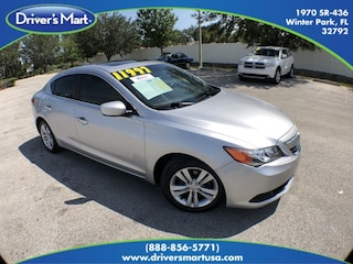 Used Vehicles for sale 2013 Acura ILX 5-Speed Automatic Sedan in Winter Park near Sanford FL