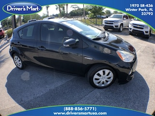Used Vehicle for sale 2013 Toyota Prius c Two Hatchback JTDKDTB37D1035866 in Winter Park near Sanford FL