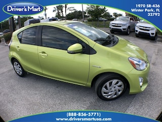 Used Vehicle for sale 2015 Toyota Prius c One Hatchback in Winter Park near Sanford FL