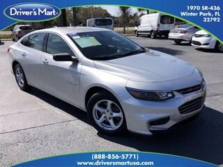 Used Vehicle for sale 2018 Chevrolet Malibu LS w/1LS Sedan in Winter Park near Sanford FL