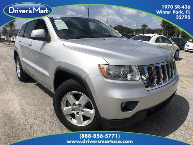 Used Vehicle for sale 2012 Jeep Grand Cherokee Laredo SUV in Winter Park near Sanford FL