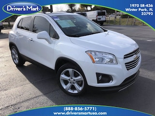 Used Vehicle for sale 2016 Chevrolet Trax LTZ SUV in Winter Park near Sanford FL