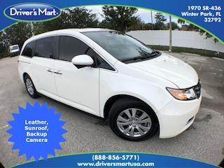 Used Vehicle for sale 2016 Honda Odyssey EX-L w/Navigation Minivan in Winter Park near Sanford FL