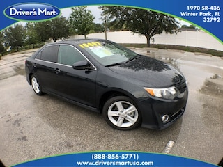 Used Vehicle for sale 2012 Toyota Camry SE Sedan in Winter Park near Sanford FL