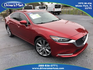 Used Vehicle for sale 2018 Mazda Mazda6 Signature Sedan in Winter Park near Sanford FL