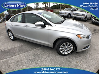 Used Vehicle for sale 2016 Ford Fusion S Sedan in Winter Park near Sanford FL