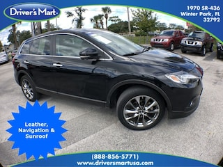 Used Vehicles for sale 2015 Mazda Mazda CX-9 Grand Touring SUV in Winter Park, FL