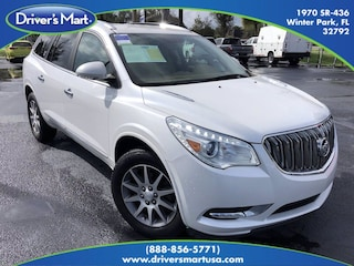 Used Vehicles for sale 2017 Buick Enclave Leather SUV in Winter Park, FL